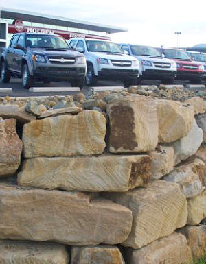 Sandstone Blocks Sunshine Coast Locations Client Projects