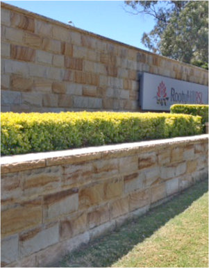 Sandstone Blocks Sydney Locations Client Projects