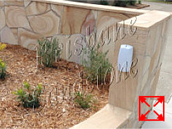 Brisbane Sandstone Capping Coping
