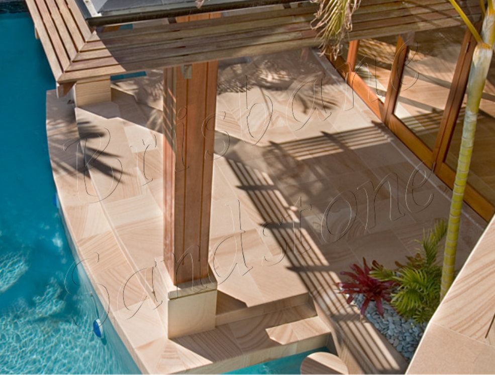 Sandstone Swimming Pool Tiles